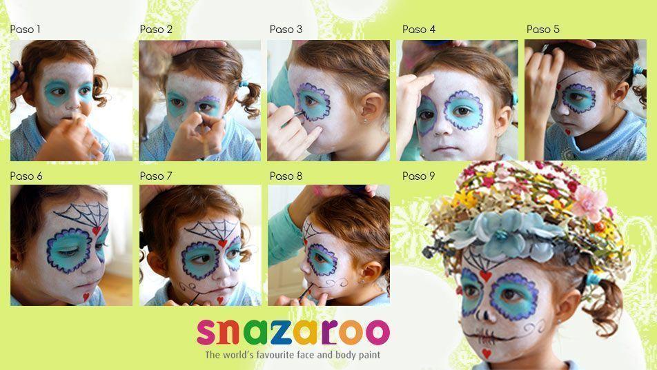 snazaroo-paso-a-paso