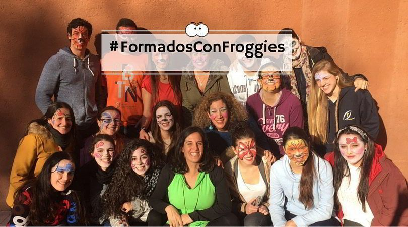 #FormadosConFroggies