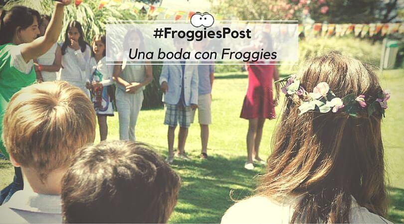 Contar en una Boda Con Froggies by Imatge&events