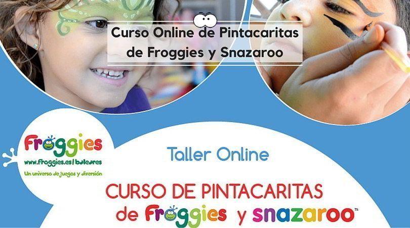 3ª Edición de nuestro Curso Pintacaritas Online