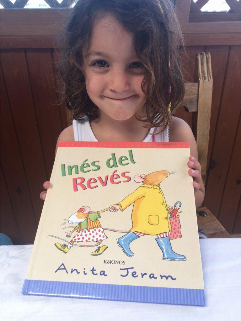 Cuentos infantiles para educar - Inés del revés