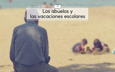 ¿Son los abuelos responsables de las vacaciones escolares de sus nietos?